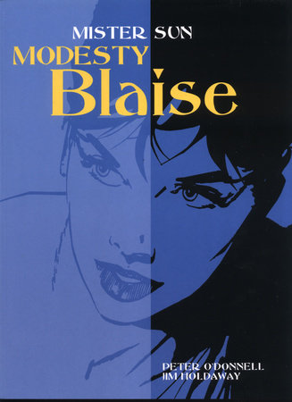 Modesty Blaise: Mister Sun by Peter O'Donnell