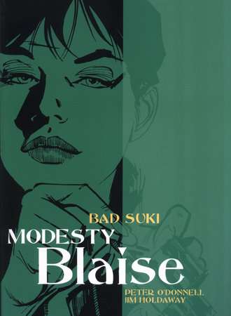 Modesty Blaise: Bad Suki by Peter O'Donnell
