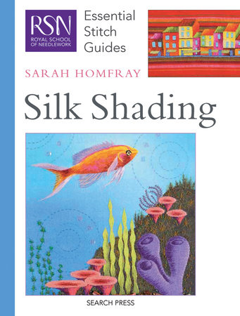 RSN ESG: Silk Shading by Sarah Homfray