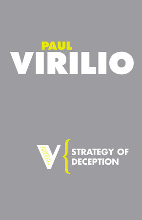 Strategy of Deception by Paul Virilio