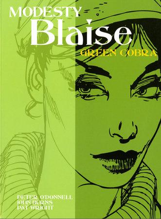 Modesty Blaise: Green Cobra