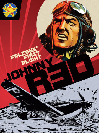 Johnny Red: Falcons' First Flight by Titan Books