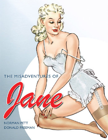 The Misadventures of Jane by J. H. G. Freeman