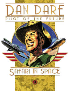 Classic Dan Dare: Safari in Space