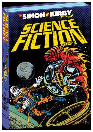 The Simon & Kirby Library: Science Fiction by Joe Simon