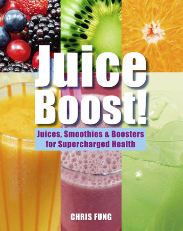 Juice Boost! by Chris Fung
