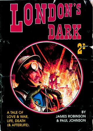 London's Dark by James A. Robinson