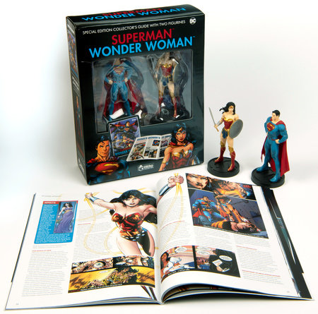 Superman and Wonder Woman Plus Collectibles by James Hill, James Andrews, Neal Bailey, Jake Black and Matthew Manning