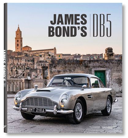 James Bond's Aston Martin DB5 by Simon Hugo and Will Lawrence