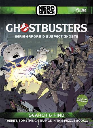 Ghostbusters Nerd Search by Glenn Dakin