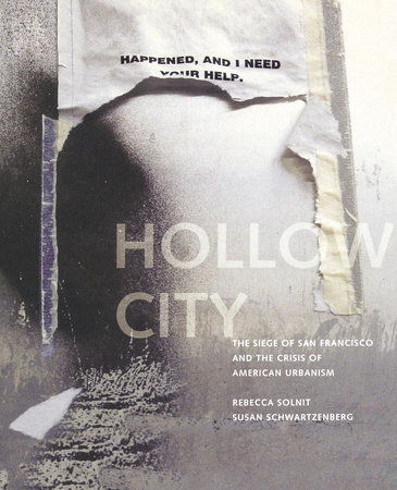Hollow City by Rebecca Solnit