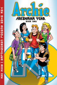 Archie Freshman Year Book 1