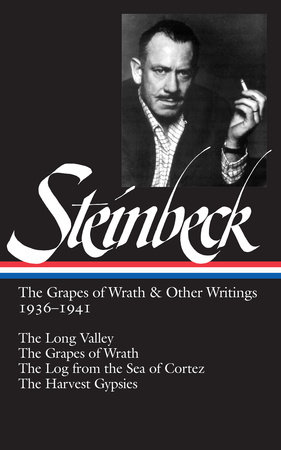 John Steinbeck: The Grapes of Wrath & Other Writings 1936-1941 (LOA #86) by John Steinbeck