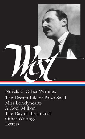 Nathanael West: Novels & Other Writings (LOA #93) by Nathanael West