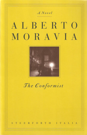 The Conformist by Alberto Moravia