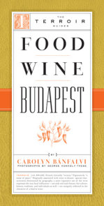 Food Wine Budapest