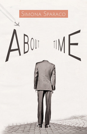 About Time by Simona Sparaco