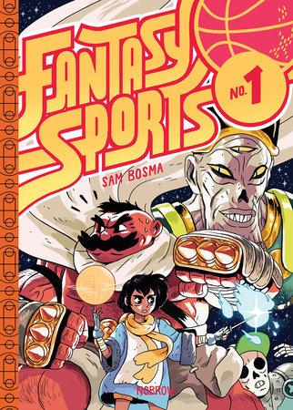 Fantasy Sports by Sam Bosma