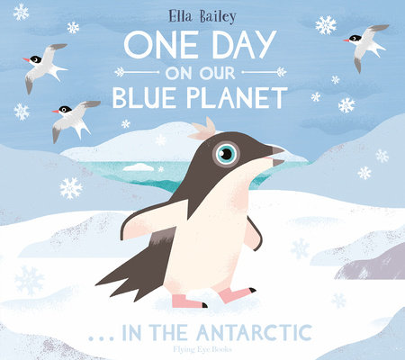 One Day On Our Blue Planet: In The Antarctic by Ella Bailey
