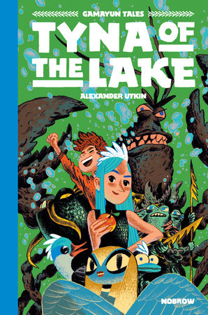 Tyna of the Lake by Alexander Utkin