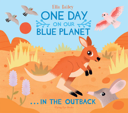 One Day On Our Blue Planet: In the Outback by Ella Bailey