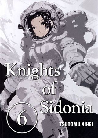 Knights of Sidonia, Volume 6 by Tsutomu Nihei