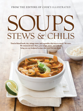 Soups Stews & Chilis by