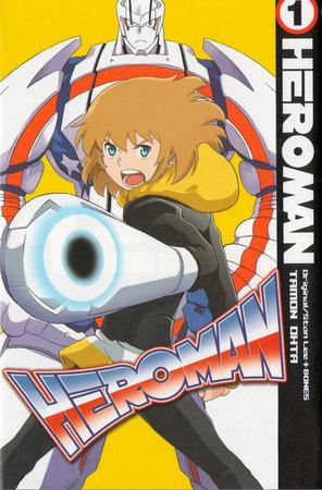 HeroMan, Volume 1 by
