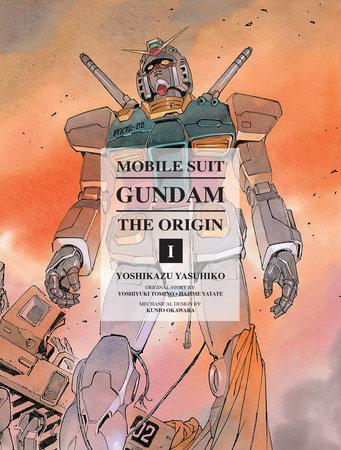 Mobile Suit Gundam: THE ORIGIN volume 1 by Yoshikazu Yasuhiko
