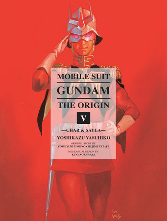 Mobile Suit Gundam: THE ORIGIN, Volume 5 by Yasuhiko Yoshikazu
