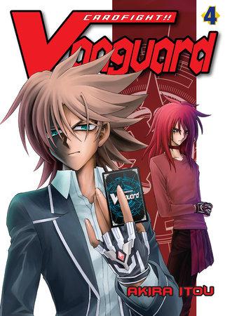Cardfight!! Vanguard, Volume 4 by Akira Itou