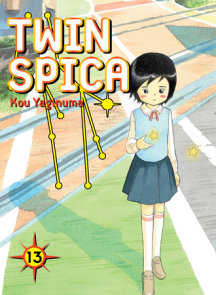 Twin Spica, Volume: 13