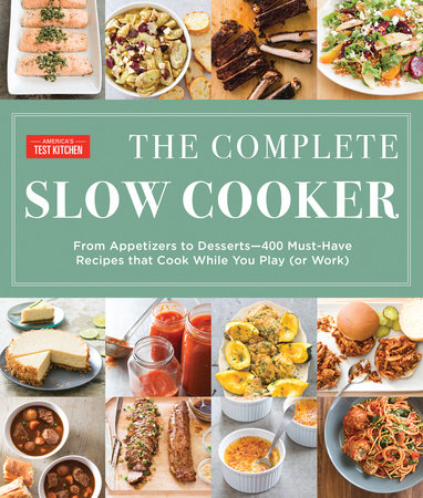 The Complete Slow Cooker by