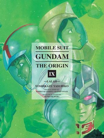 Mobile Suit Gundam: THE ORIGIN, Volume 9