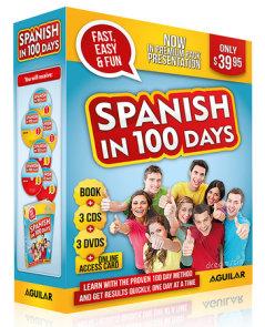 Spanish in 100 Days Premium Pack / Spanish in 100 Days. Premium Edition