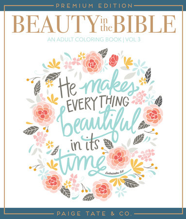 Beauty in the Bible by