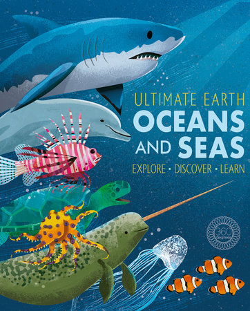 Ultimate Earth: Oceans and Seas by Miranda Baker