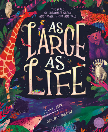 As Large As Life by Jonny Marx