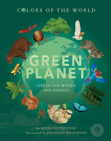 Green Planet by Moira Butterfield
