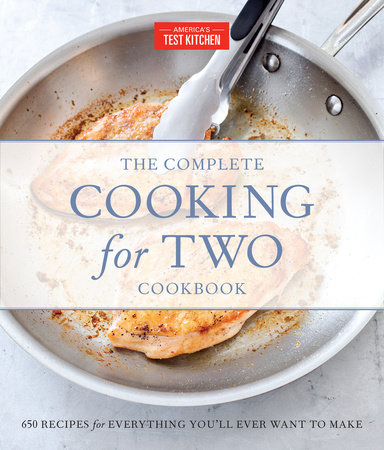 The Complete Cooking for Two Cookbook, Gift Edition by
