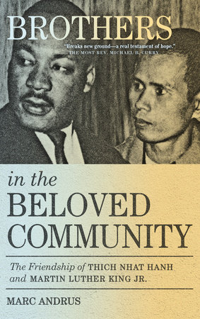 Brothers in the Beloved Community by Marc Andrus