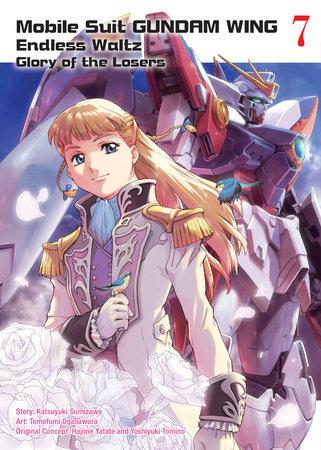 Mobile Suit Gundam WING, 7 by Katsuyuki Sumizawa
