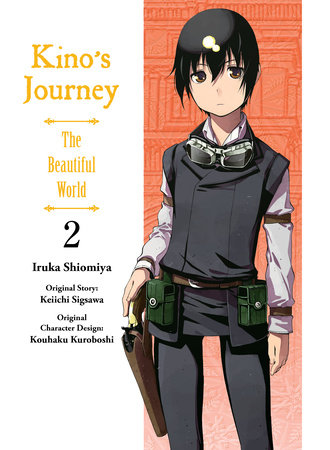 Kino's Journey- the Beautiful World, vol 2 by Keiichi Sigsawa