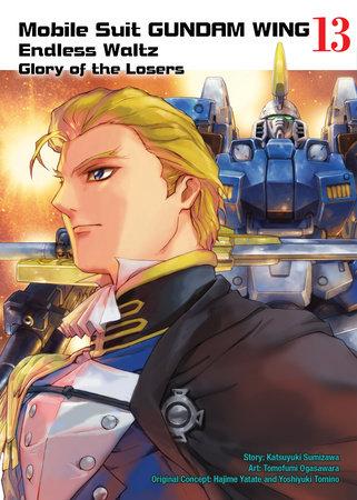 Mobile Suit Gundam WING, volume 13 by Katsuyuki Sumizawa