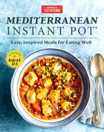 Mediterranean Instant Pot by