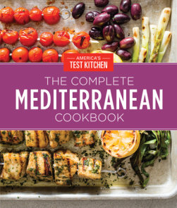 The Complete Mediterranean Cookbook Gift Edition