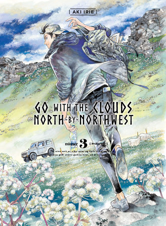 Go with the clouds, North-by-Northwest, volume 3 by Aki Irie
