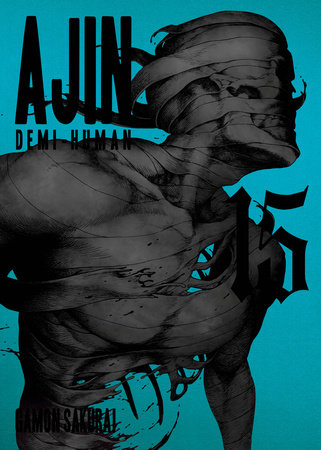 Ajin, Volume 15 by Gamon Sakurai