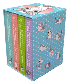 The Complete Chi's Sweet Home Box Set