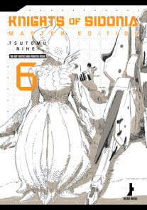 Knights of Sidonia Master Edition, volume 6